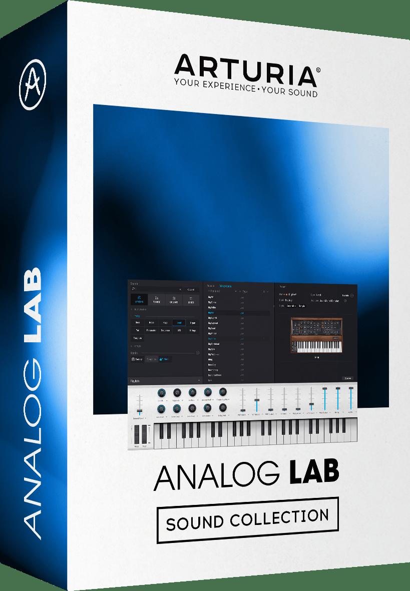 Arturia - Analog Lab 2 Free Update