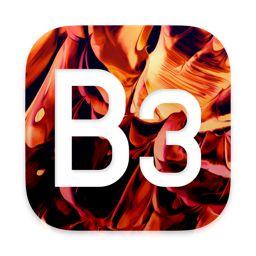 B-3 V icon