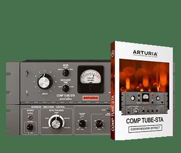 Arturia Comp TUBE-STA