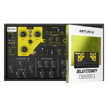 Arturia Delay ETERNITY