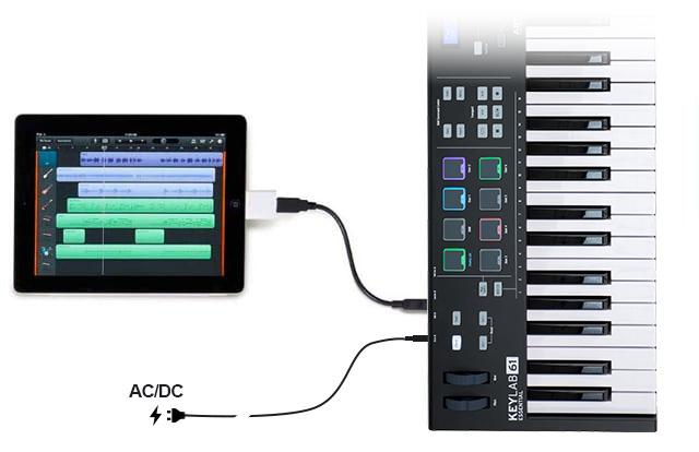 Arturia - KeyLab Essential Black Edition