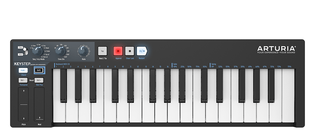 Arturia KeyStep Keyboard Controller Driver for PC