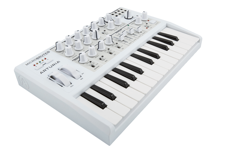 Arturia MicroBrute SE Keyboard Connection Windows 7