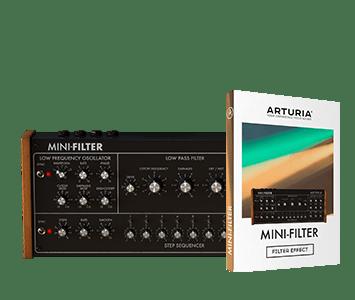 Arturia Mini-Filter