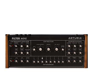 Arturia Filter MINI