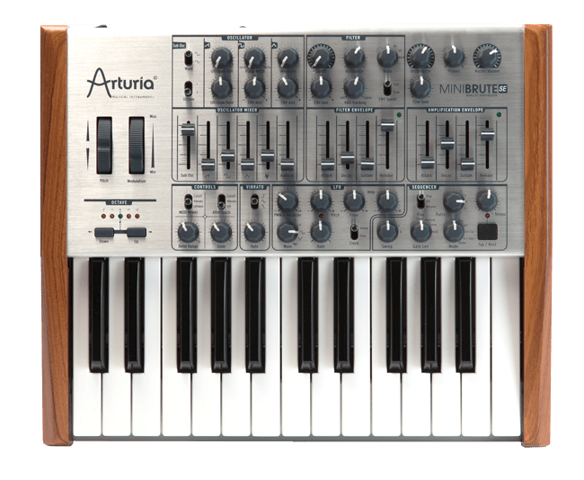 Download Drivers: Arturia MicroBrute SE Keyboard Connection
