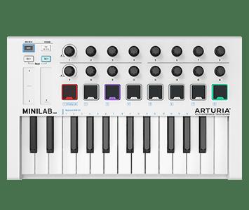 Arturia MiniLab MkII Edition