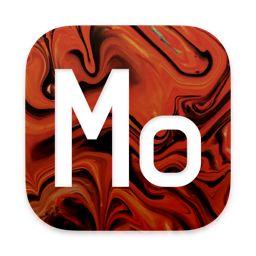 Modular V icon