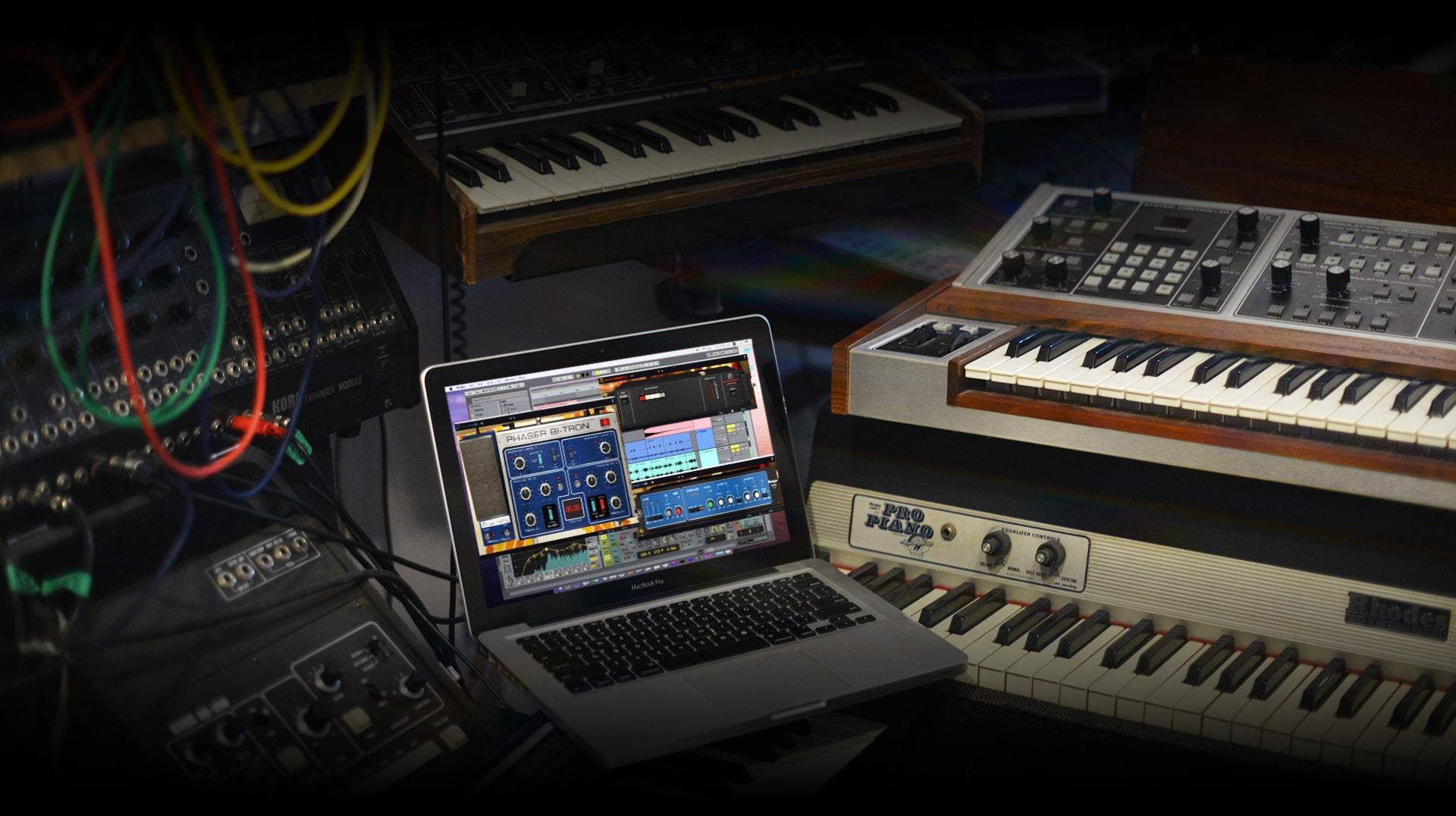 Arturia Modulation FX Bundle 2020.10 Mac 破解版 动态声音模拟插件
