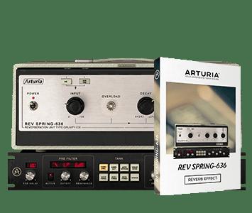 Arturia Rev SPRING-636