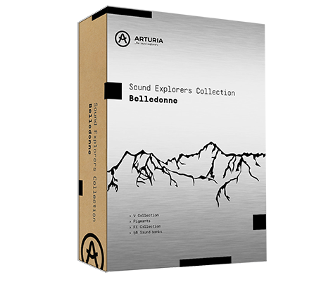 Arturia Sound Explorer Collection
