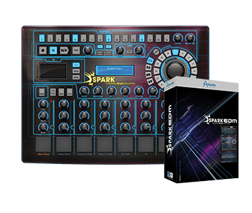 Arturia Spark Electronic Dance Music Drum Machine