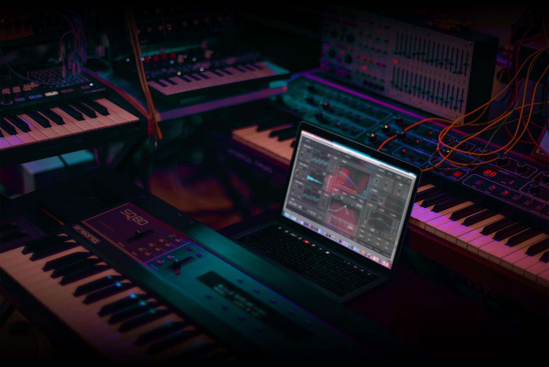 Arturia SQ80 V 1.0.0 Mac 破解版 音频波形合成器