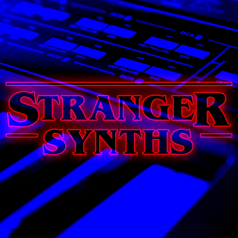Stranger Synths icon