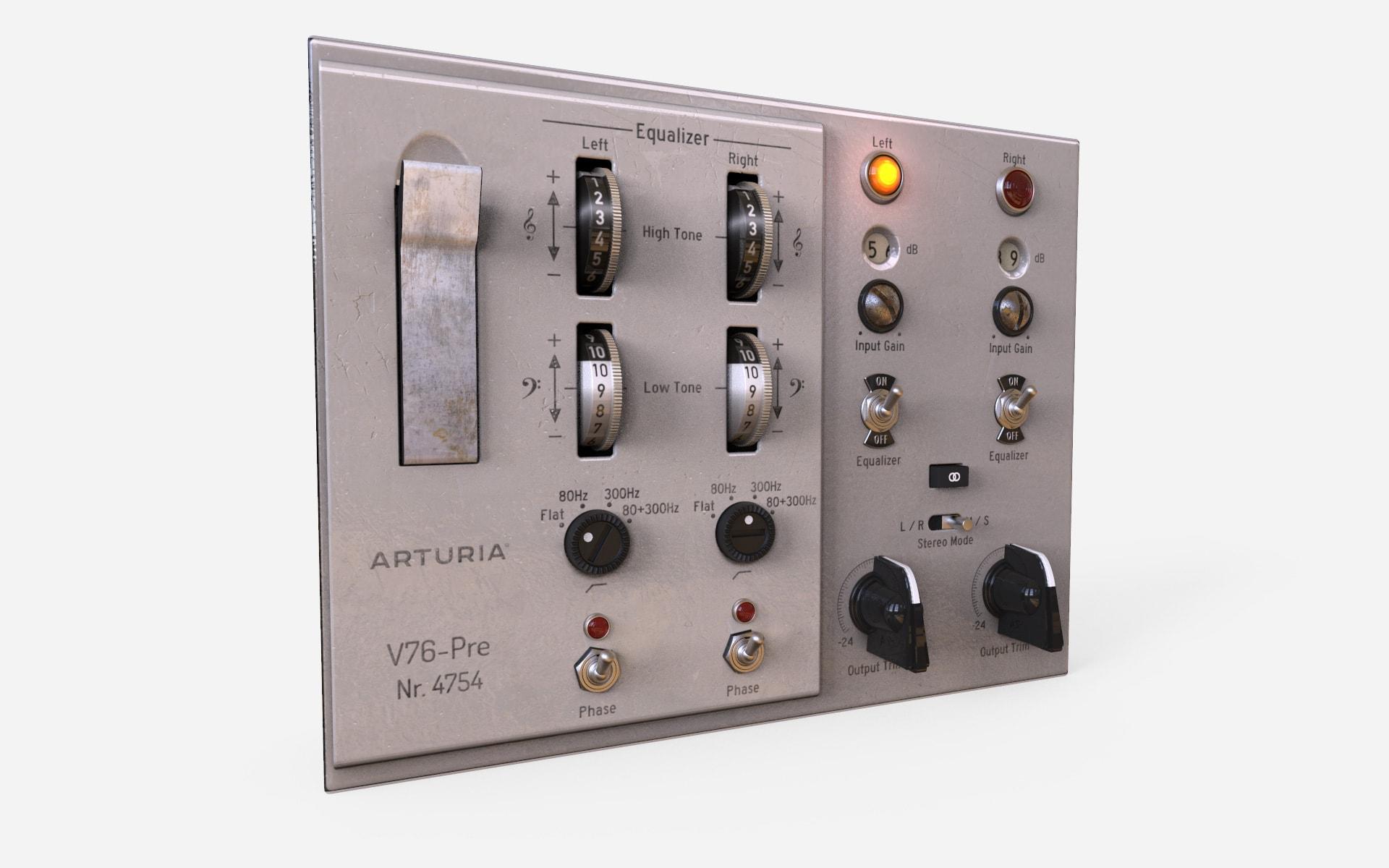 Arturia - V76-Pre